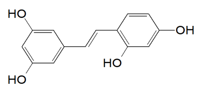 Oxyresveratrol (Fig. 1B) and all other chemicals used were purchased from Sigma-Aldrich (St. Louis, MO) unless otherwise noted.